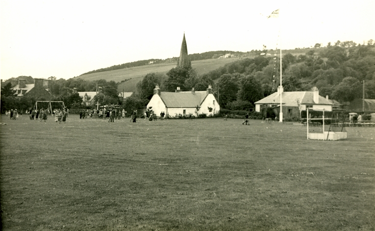 King George V Playing field, Fortrose