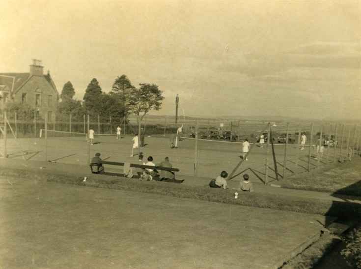 The Tennis and Bowling Club, Fortrose