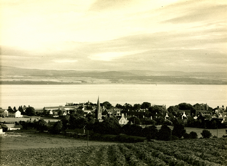 Fortrose from Hill of Fortrose