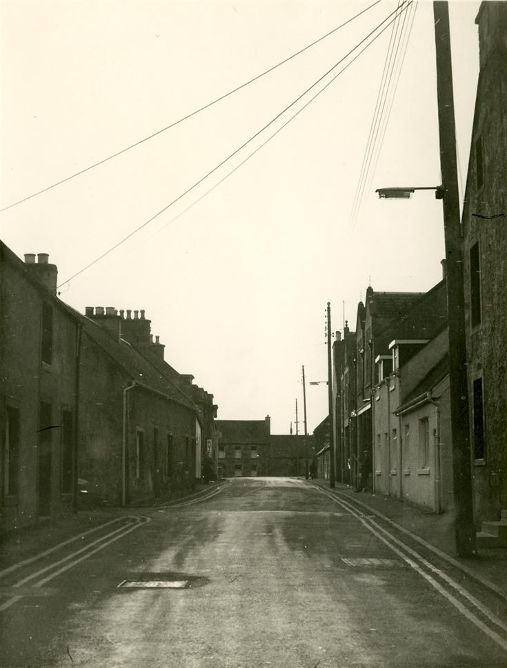 Rosemarkie High Street