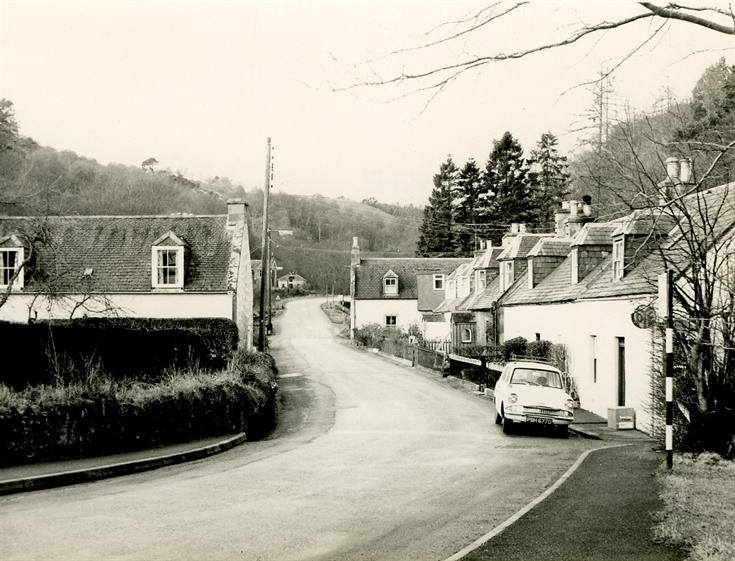 Bridge Street, Rosemarkie
