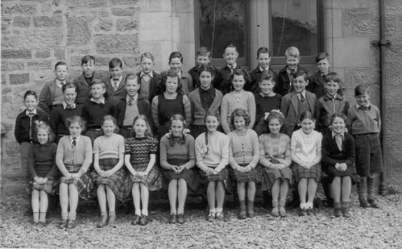 Rosemarkie School Children